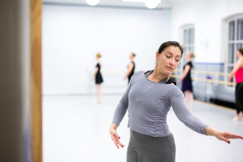 Tanssitunnilla
