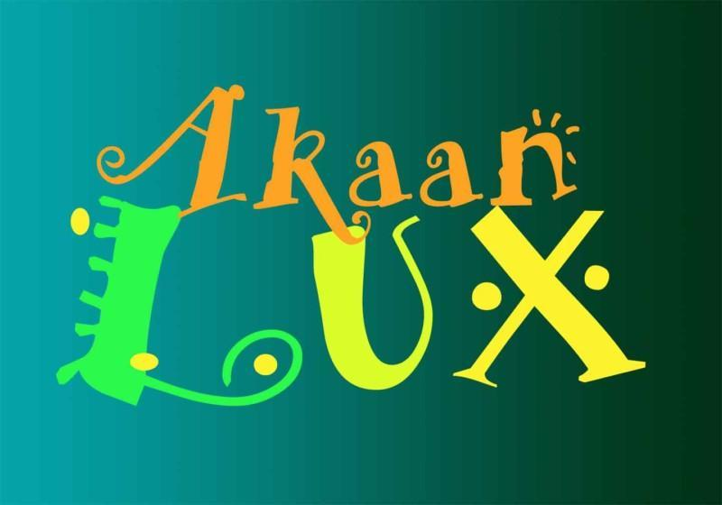 Akaan LUX-logo